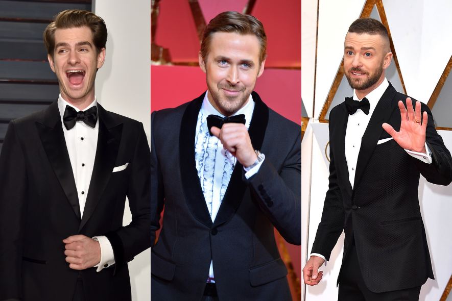 oscars best dressed actors