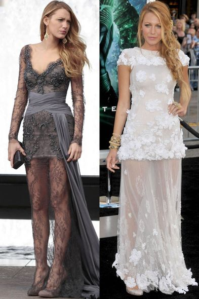 Celebrity Style, Blake Lively, Gossip Girl, 時裝, Fashion, Style tips, 搭配