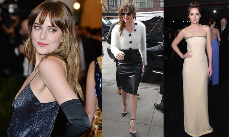 Dakota Johnson, Fashion, 時裝, 紅地毯, Red Carpet, Style tips, 搭配