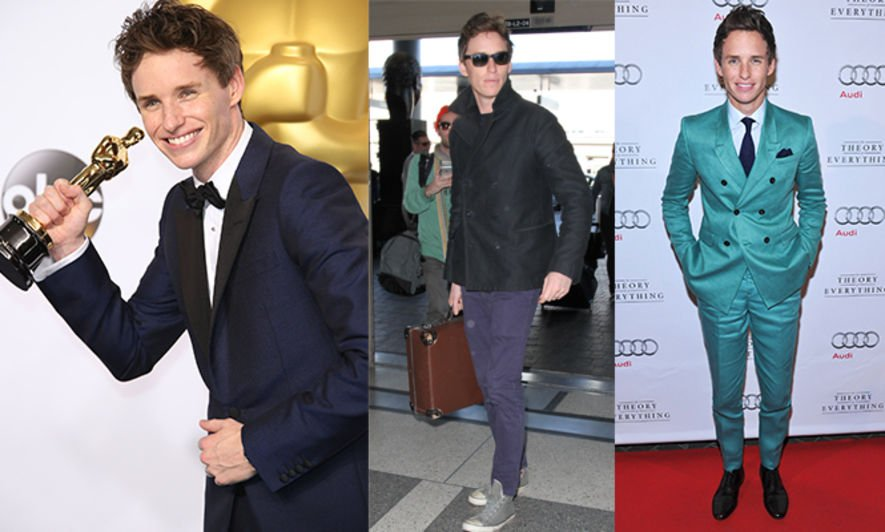 Eddie Redmayne, Fashion, 時裝, Style, 明星, Style tips, 搭配