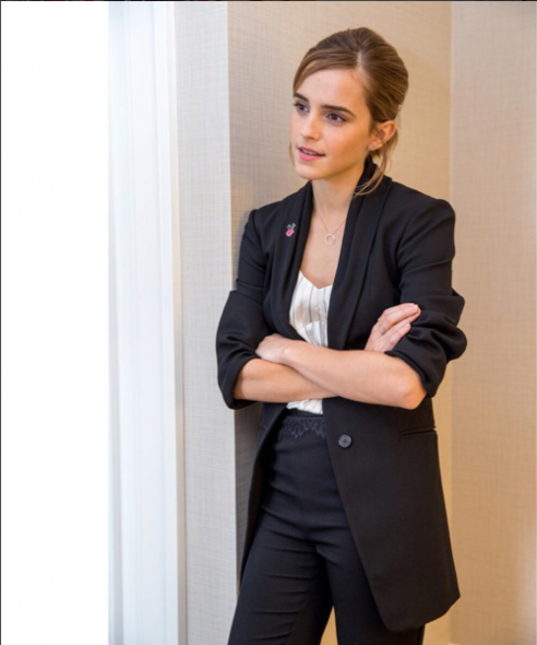 Emma Watson, 穿搭, 配搭, the_press_tour