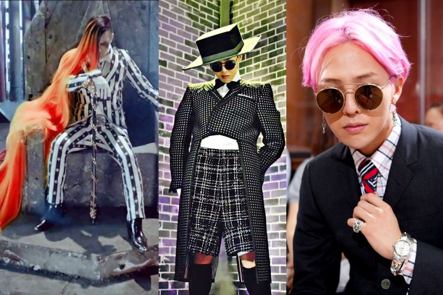 Big Bang, G-dragon, 穿搭, Ktrend, Perpetua Ip