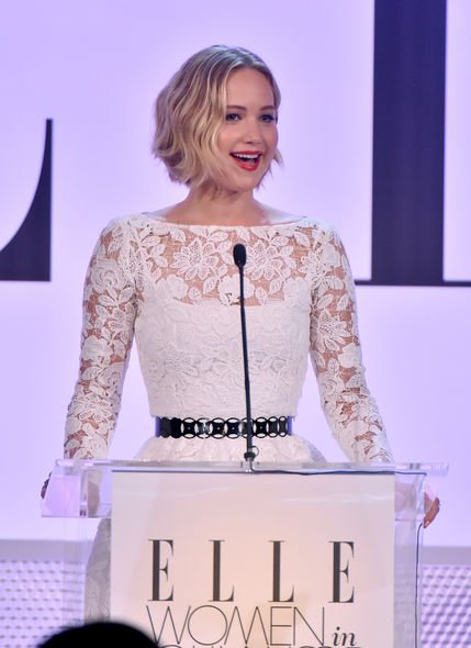 Celebrity Style, Jennifer Lawrence, fashion, 時裝