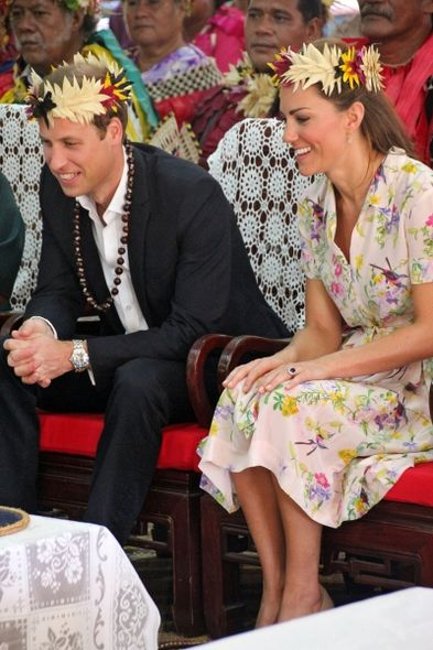 情侶裝, 凱特王妃, Kate Middleton, Prince William