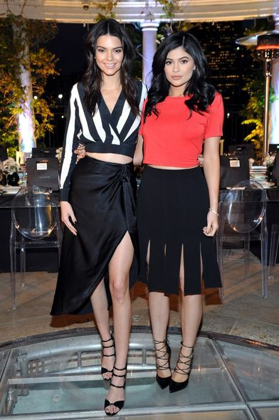 Kylie Jenner, Kendall Jenner, NYFW