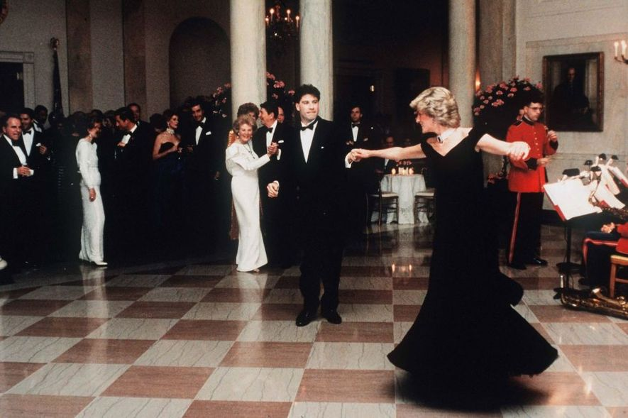 戴安娜王妃, Princess Diana, Diana, Diana's fashion, Iconic Fashion, Princess Fashion