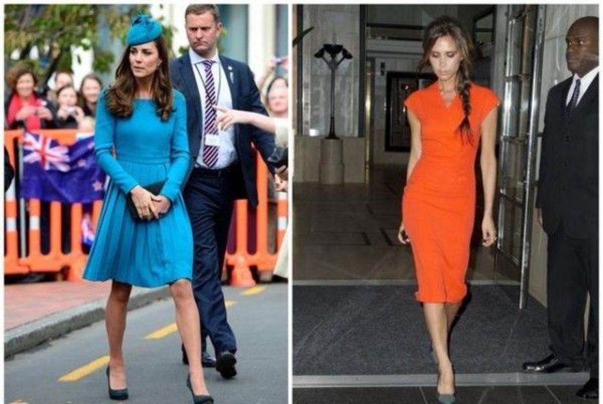 Victoria Beckham, Kate Middleton, style tips, 時裝, Fashion