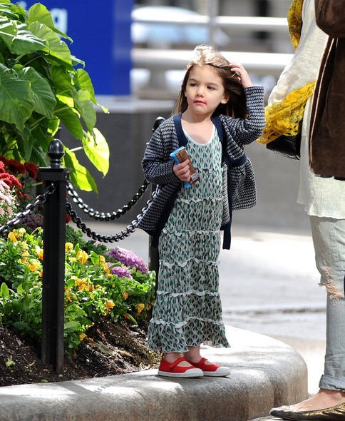 Suri Cruise, Tom Cruise, Fashion, 時裝, Style file