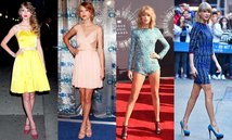 Taylor Swift style tips 時裝
