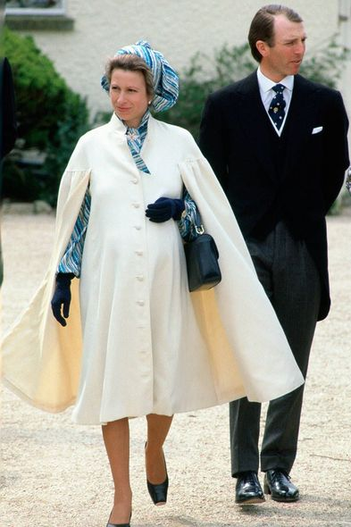 時裝, Fashion, 孕婦裝, Princess Anne