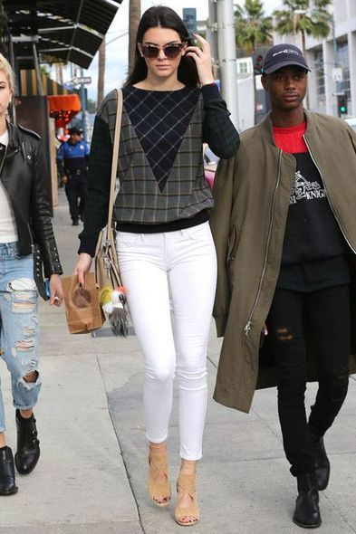 Kendall Jenner, style tips, 搭配, fashion, 時裝, 增高, 顯瘦