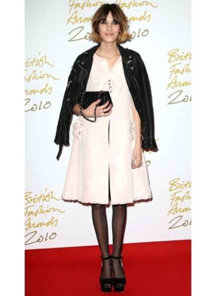British Fashion Awards 得獎名單
