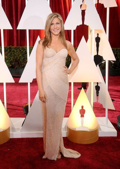 Oscar, 奧斯卡, 紅地毯, red carpet, Fashion, 時裝, 晚裝, Jennifer Aniston