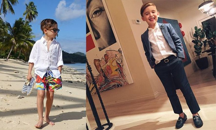 Alonso Mateo, fashion icon, 時裝, 童裝, fashion