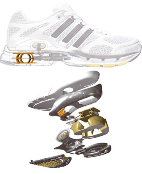 adidas_1 Smart Ride sport shoes technology fashion accessories