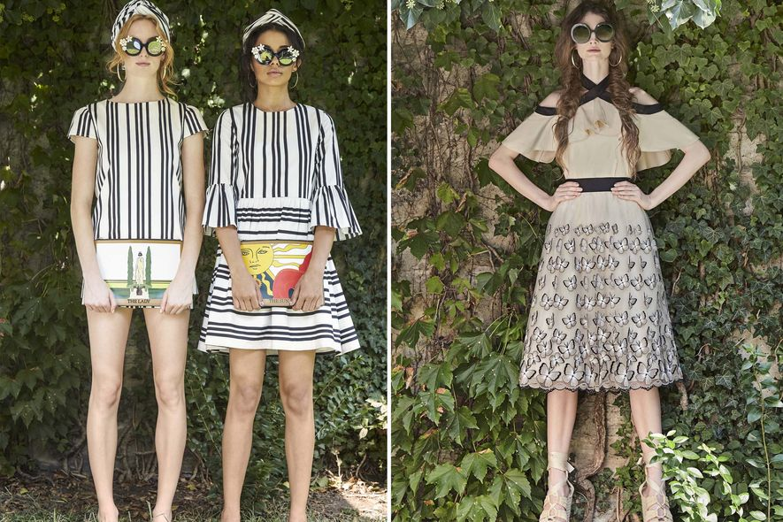 Alice and Olivia,春夏,玩味,時裝,Stacey Bendet