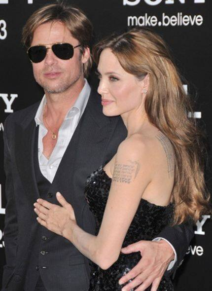 Fashion news - Angelina Jolie, Brad Pitt