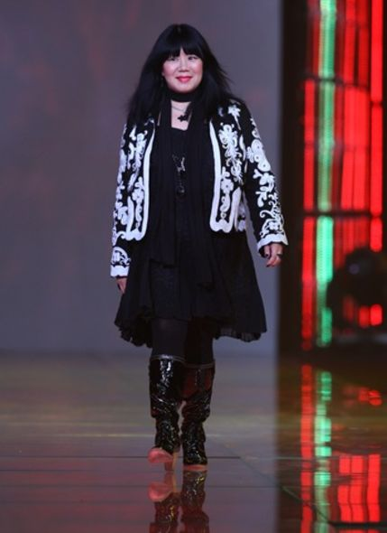 ANNA SUI Fashion Show