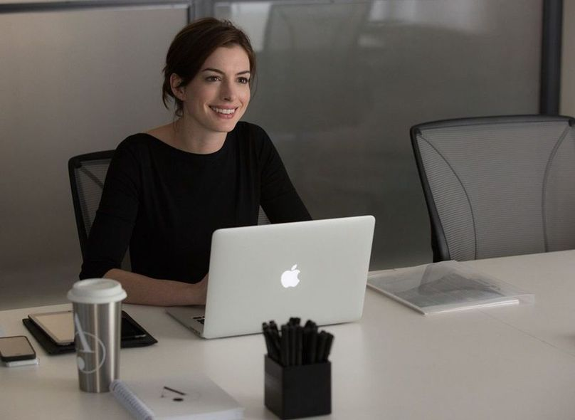 Anne Hathaway, The Intern, Fashion, 時裝