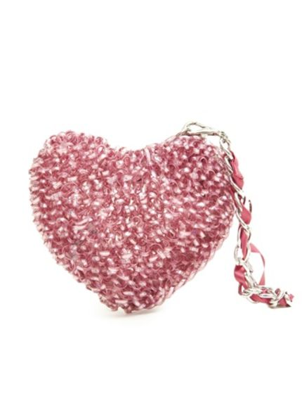 Anteprima heart shape WIREBAG