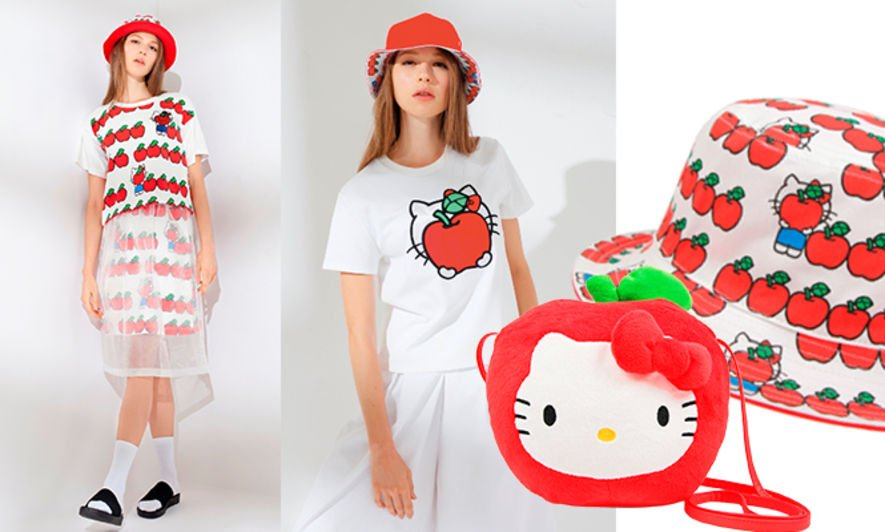 b+ab, Hello Kitty, 時裝, Fashion