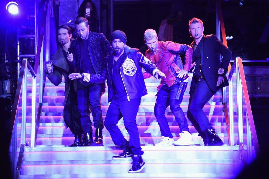 Backstreet Boys, Balmain, H&M, Fashion, 時裝