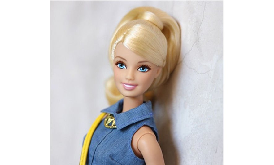 Barbie, SS15, fashion week, 時裝周