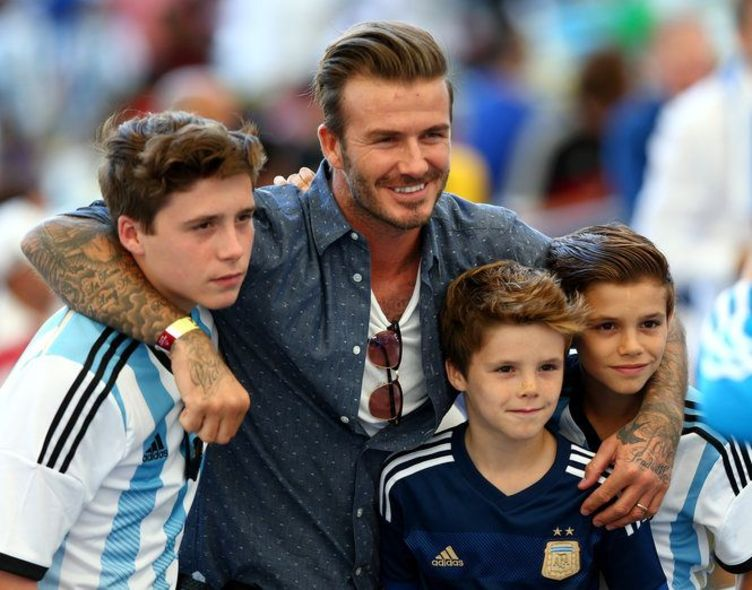 David Beckham, Victoria Beckham, Booklyn Beckham, Fashion, 時裝