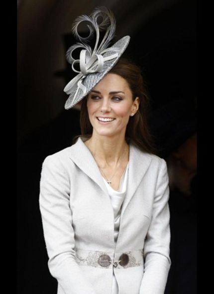 Kate Middleton 獲選年度最佳衣著女士