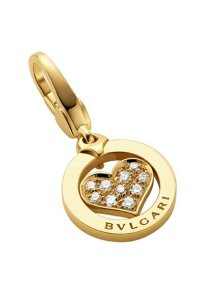 Bulgari Charms collection