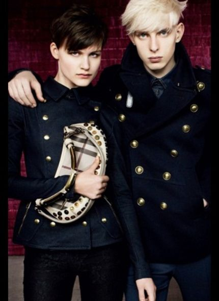 Burberry Autumn Winter 2010 Advertising Campaign