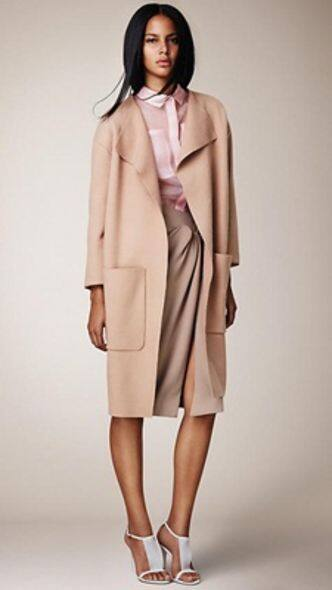 Burberry, Runway Made to Order, 2014 S/S