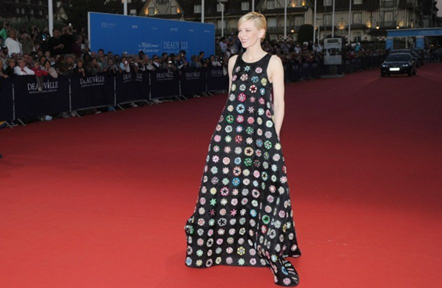 Cate Blanchett, Celeb Style, Red Carpet, Christian Dior