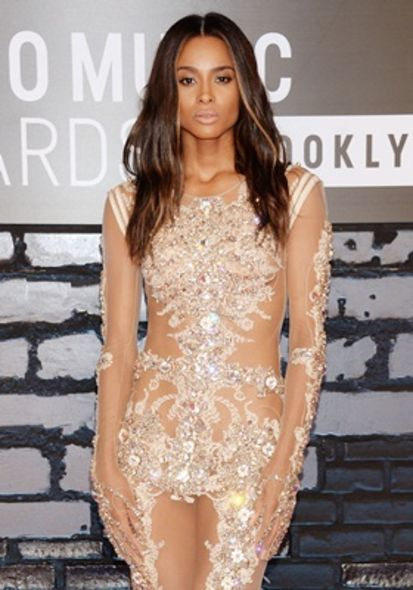 Ciara, Givenchy Haute Couture by Riccardo Tisci