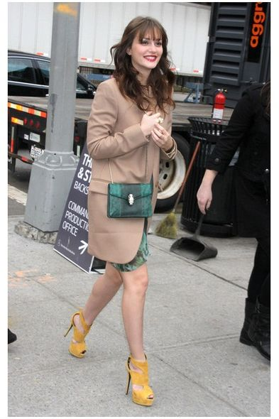 Gossip Girl, fashion news, Leighton Meester, Celeb Style, Queen B
