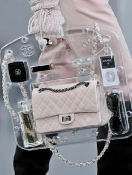 Chanel 2.55 chain bag fashion accessories runway trend