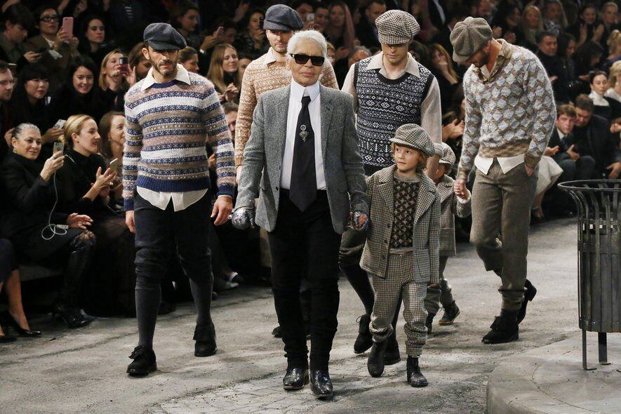 Chanel, 時裝展, Fashion show, Karl Lagerfeld