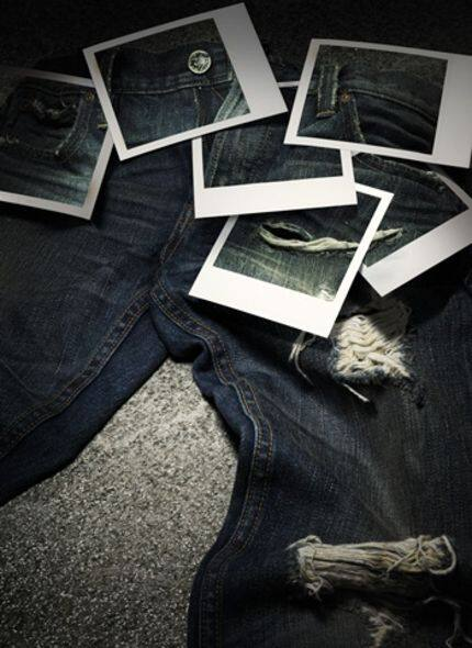 Chevignon Vintage 57 Broken Denim