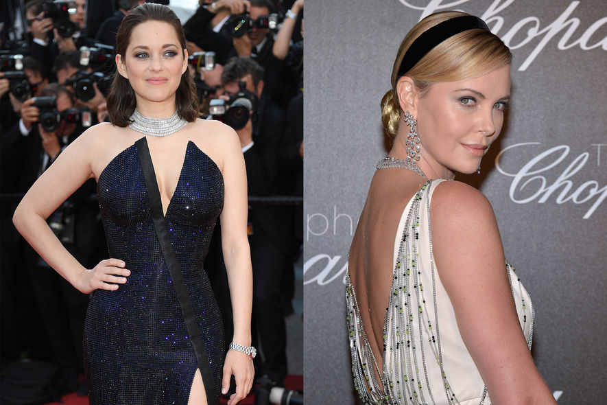 Chopard, 康城影展, Marion Cotillard, Red Carpet系列, Charlize Theron