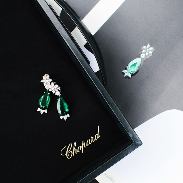 Chopard,Luxury, Jewelry,Green Carpet,康城電影節