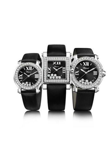 Chopard Happy Sport Black Tie