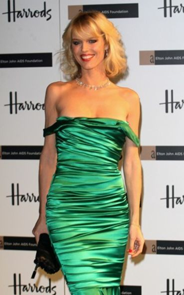Chopard in Emerald Ball