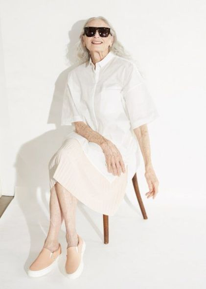Daphne Selfe, Vans, & Other Stories, Fashion, 時裝