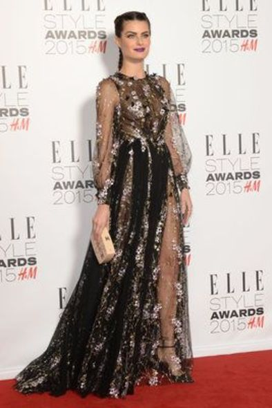 Isabeli Fontana, ELLE, Cara Delevingne, Diane Kruger,Alexa Chung, Fashion, 時裝, red carpet, 紅地毯