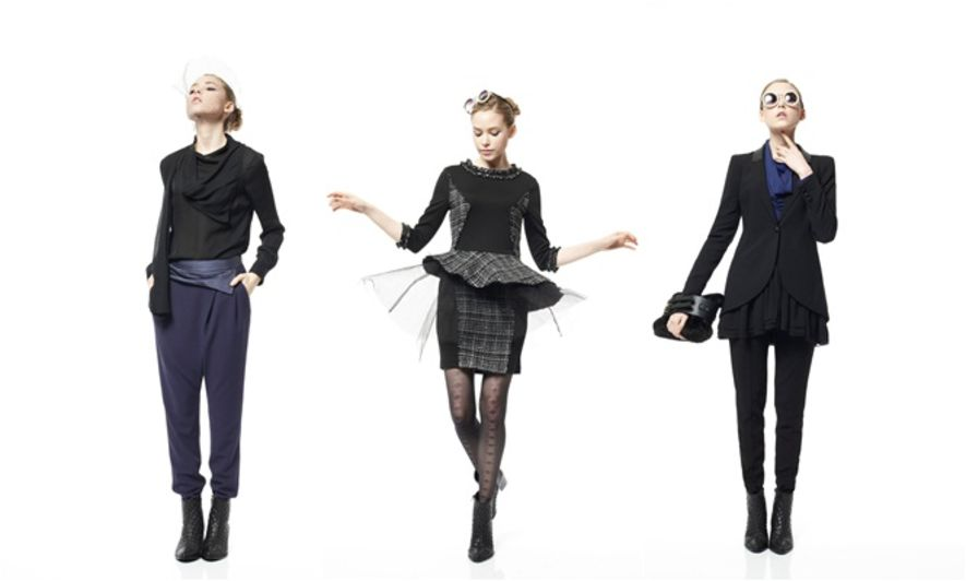 2013 Fall Winter, b+ab, Rouge Collection
