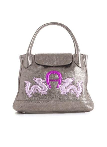 fashion accessories - Aigner Dragon bag