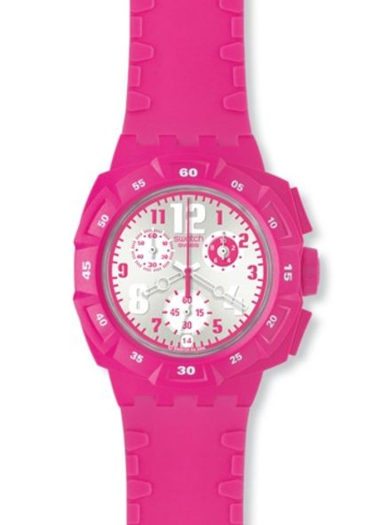 Fashion accessories Swatch plastic watches