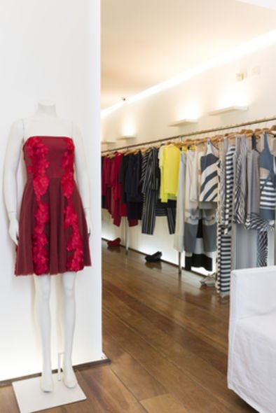 Fashion hot spot in São Paulo, Brazil, fashion boutique and fashion designer, 巴西聖保羅時尚熱點, 巴西設計師