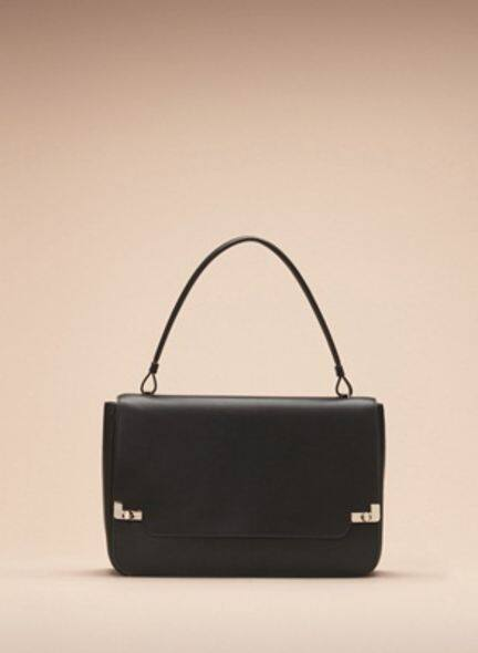 秋冬 Must-Have:Lancel 優雅 L 手袋