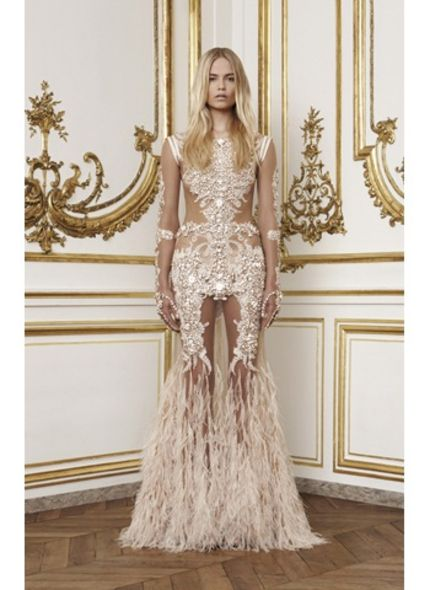 2011ss Haute Couture, Givenchy by Riccardo Tisci